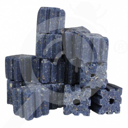 ro rodenticide glodacid plus wax blocks 5 kg - 1