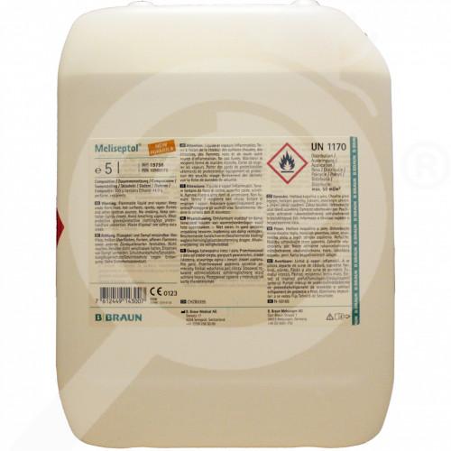 ro b braun disinfectant meliseptol 5 l - 1