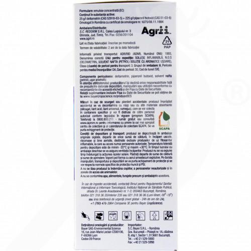 ro bayer insecticide k obiol ec 25 10 ml - 1