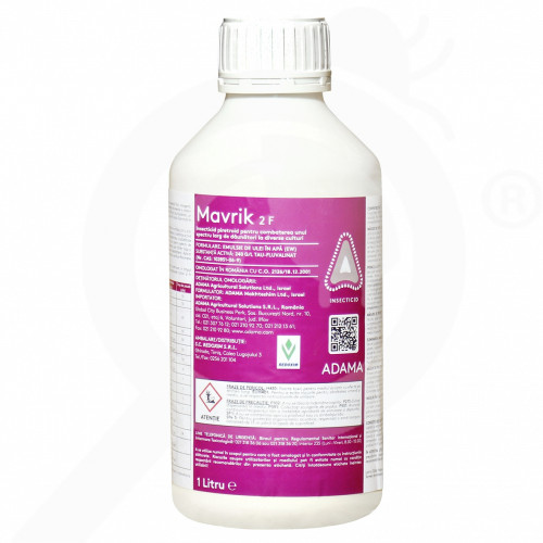 ro adama insecticid agro mavrik 2 f 1 l - 1