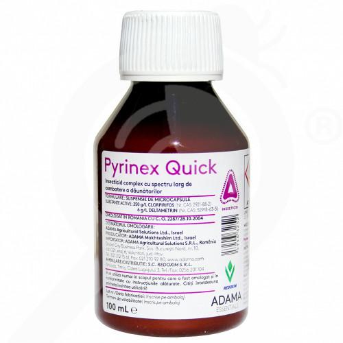 ro adama insecticid agro pyrinex quick 100 ml - 1