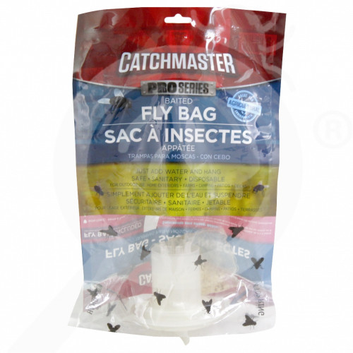 ro catchmaster capcana fly bag - 1