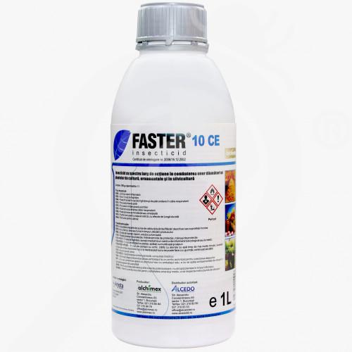ro alchimex insecticid agro faster 10 ce 1 l - 1