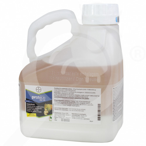 ro bayer insecticid agro proteus od 110 3 l - 1