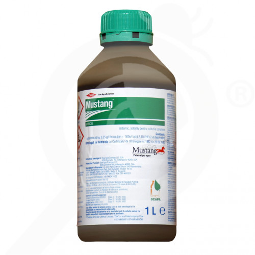 ro dow agro sciences erbicid mustang 1 l - 1
