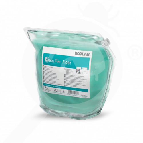 ro ecolab detergent oasis pro floor 2 l - 1