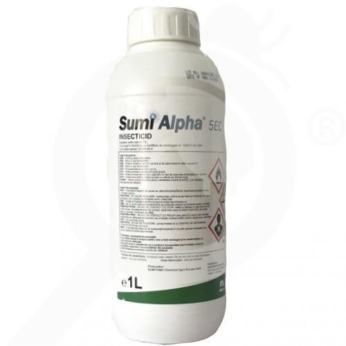 ro sumitomo chemical agro insecticide crop sumi alpha 5 ec 1 l - 2