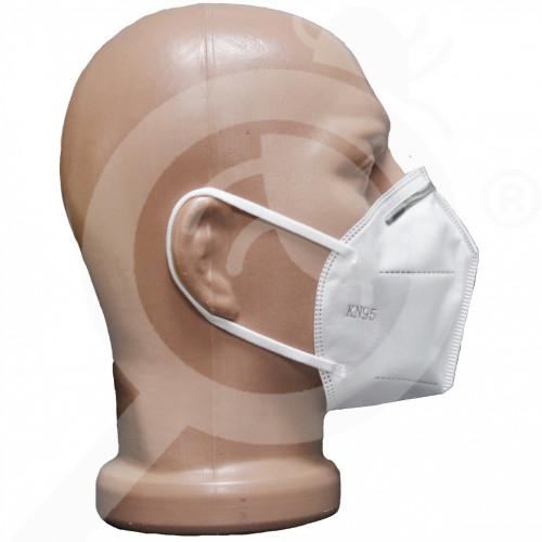 ro china valve half mask kn95 5 p - 1
