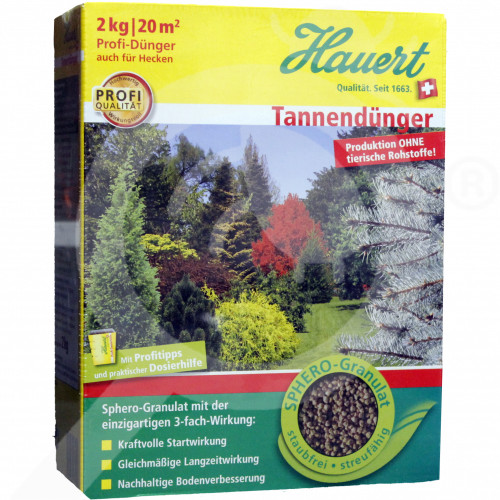 ro hauert fertilizer ornamental conifer shrub 1 kg - 2