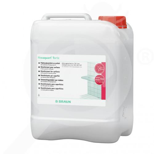 ro b braun dezinfectant hexaquart forte 5 l - 1