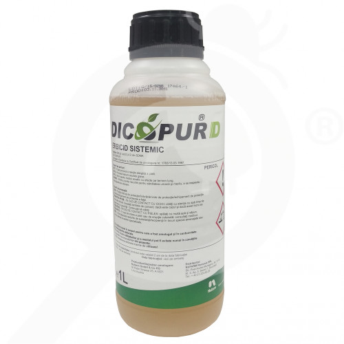 ro nufarm herbicide dicopur d 500 ml - 2