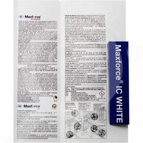 ro bayer insecticide maxforce ic gel 5 g - 1