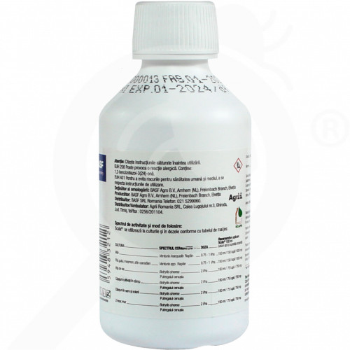 ro basf fungicide scala 150 ml - 0