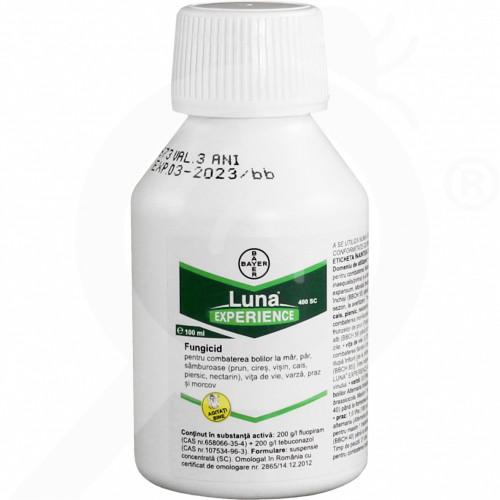 ro bayer fungicide luna experience 100 ml - 2