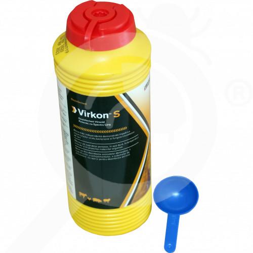 ro dupont disinfectant virkon s powder 500 g - 2