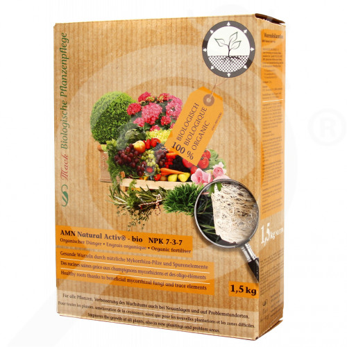 ro mack bio agrar ingrasamant amn natural activ bio 1 5 kg - 1