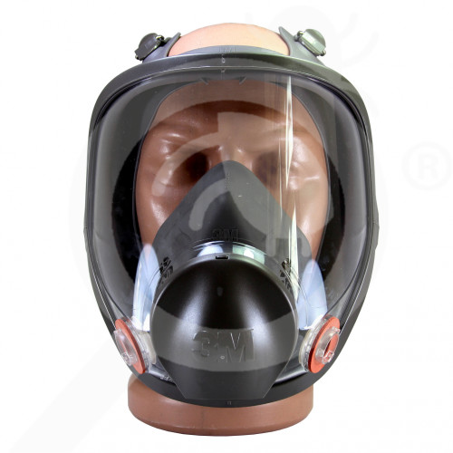 ro 3m safety equipment 6800 integrated mask - 2