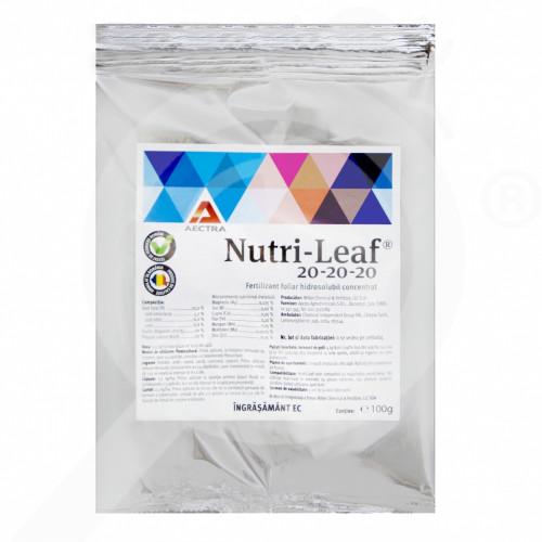 ro miller ingrasamant nutri leaf 20 20 20 100 g - 1