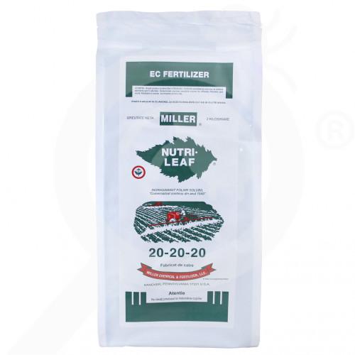 ro miller ingrasamant nutri leaf 20 20 20 2 kg - 1