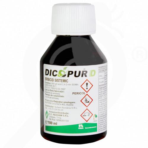 ro nufarm erbicid dicopur d 100 ml - 1