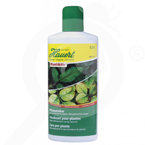 ro hauert ingrasamant hauert plant treatment 500 ml - 1
