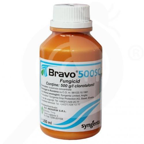 ro syngenta fungicid bravo 500 sc 200 ml - 1