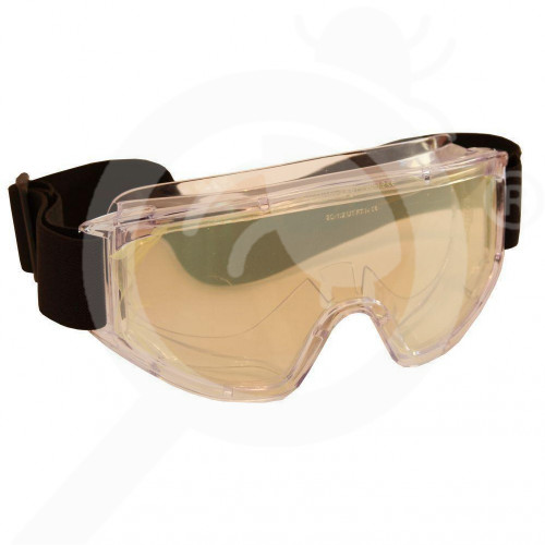 ro univet safety equipment transparent glasses - 0
