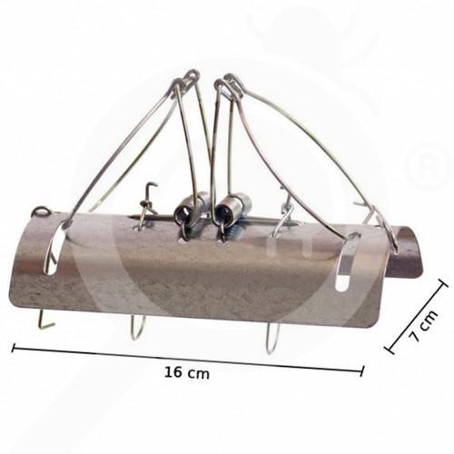 ro woodstream capcana victor tunnel mole trap - 1