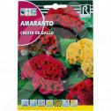 bg rocalba seed amaranth cresto de gallo 2 g - 0, small