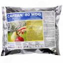bg arysta lifescience fungicide captan 80 wdg 1 kg - 1, small