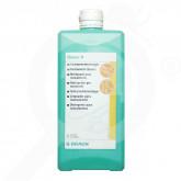bg b braun disinfectant cleaner n 1 litre - 1, small