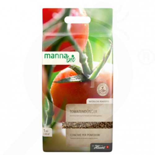 bg hauert fertilizer manna bio tomatendunger 1 kg - 0, small