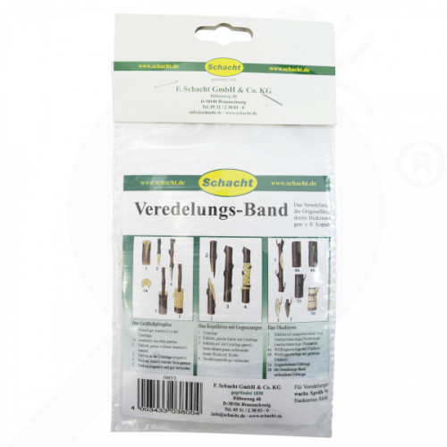 bg schacht grafting tape 10 p - 1, small