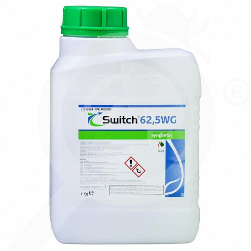 bg syngenta fungicid switch 62 5 wg 1 kg - 1, small