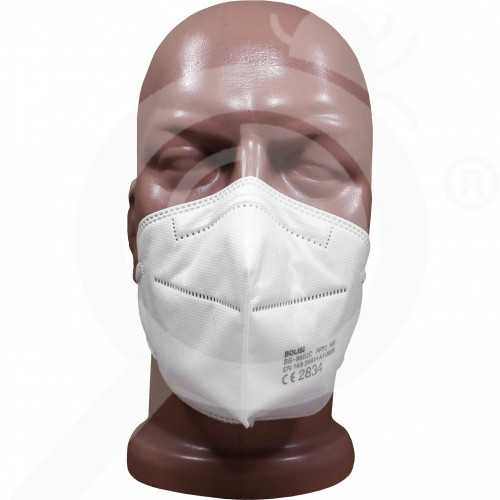 bg bolisi safety equipment bolisi ffp2 half mask - 0, small