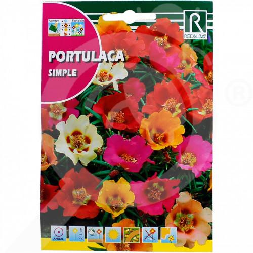 bg rocalba seed portulaca simple 1 g - 0, small