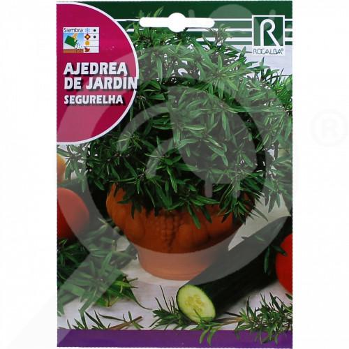 bg rocalba seed thyme segurelha 8 g - 0, small