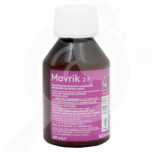 bg adama insecticid agro mavrik 2 f 100 ml - 2, small