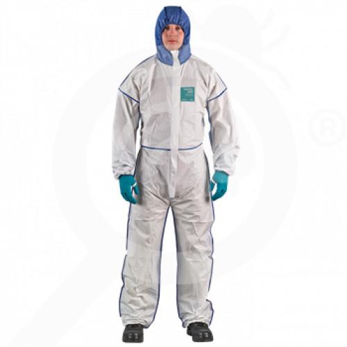 bg ansell microgard coverall alphatec 1800 comfort xxl - 0, small