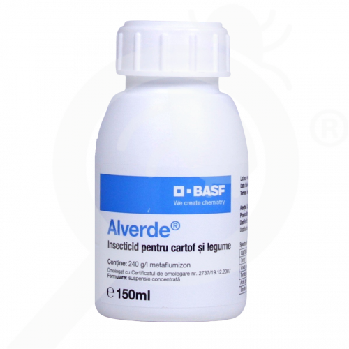 bg basf insecticide crop alverde 150 ml - 2, small