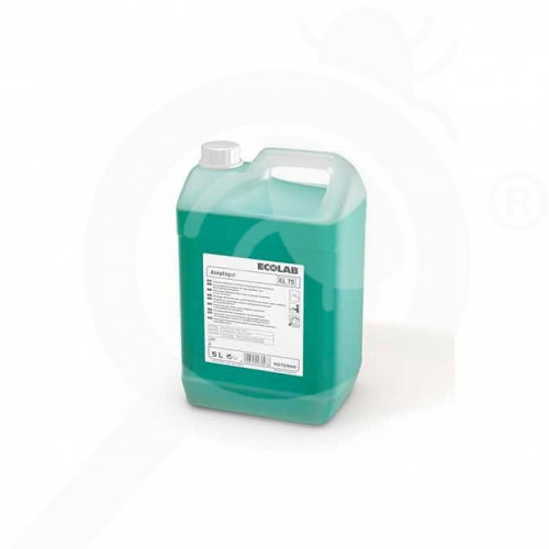 bg ecolab disinfectant aseptopol el 75 5 l - 0, small