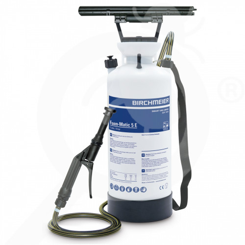 bg birchmeier sprayer fogger foam matic 5e - 4, small