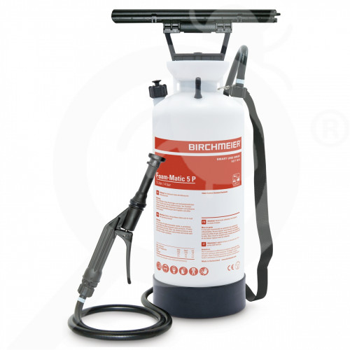 bg birchmeier sprayer fogger foam matic 5p - 4, small