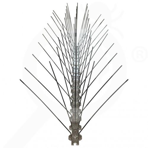 bg ue repellent bird spikes 100 polix 5 rows - 2