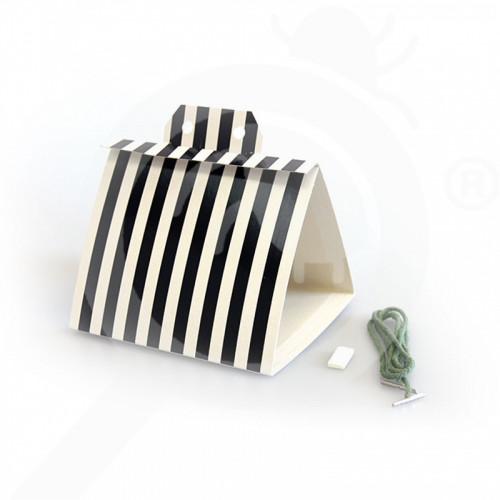 bg agrisense trap black stripe delta kit - 1, small