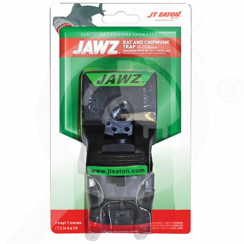 bg jt eaton trap jawz plastic rat and chipmunk trap - 0, small