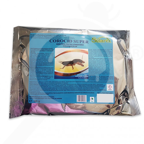 bg solarex insecticide crop corocid super 50 g - 1, small