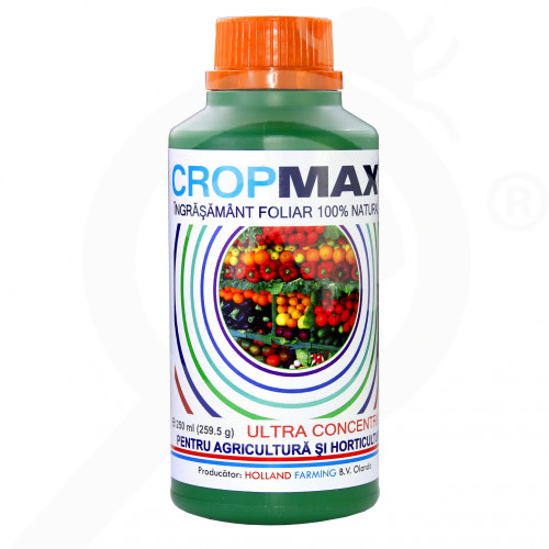 bg holland farming fertilizer cropmax 250 ml - 0, small