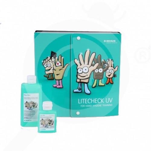 bg b braun special unit uv hand disinfection test device - 0, small