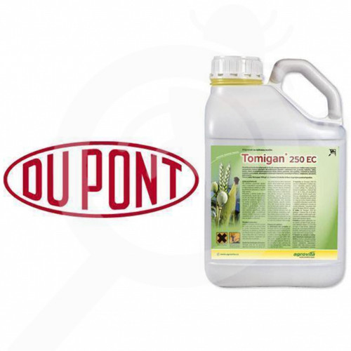 dupont erbicid trimmer 50 g+tomigan 1l+adjuvant roller 0 25l - 1, small